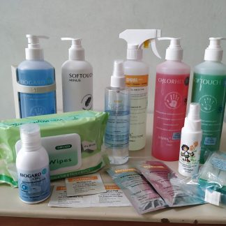 Disinfectants & Cleansers